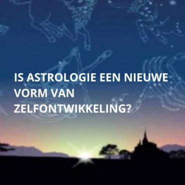 Astrologie, vorm van persoonlijke ontwikkeling